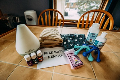 Rest and Relax Package